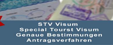 Antragsverfahren Special Tourist visum und genaue vorgehensweise & bestimmungen