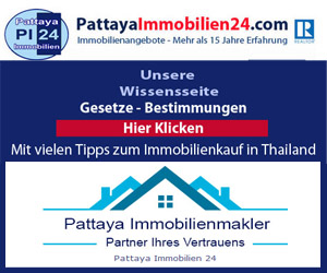 Pattaya Immobilieninformationen