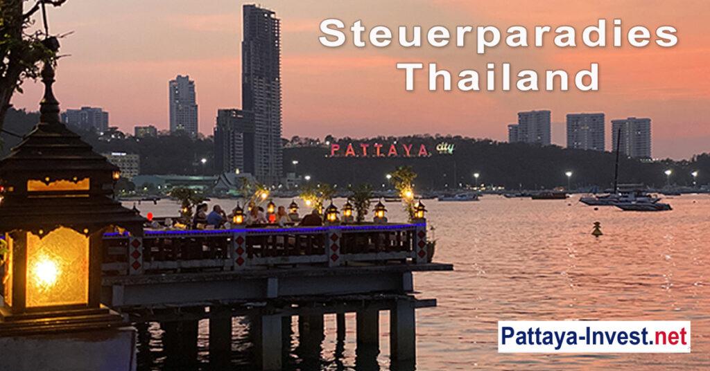Steuerparadies - Urlaubspardies - Leben in Thailand